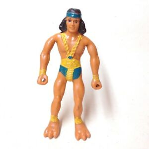 "1982 "" RAIDY "" THE OTHER WORLD BENDABLE FIGURE"