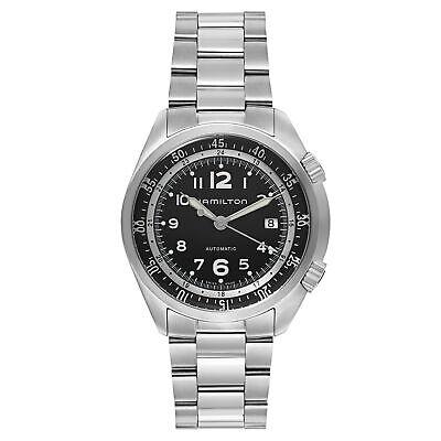 Hamilton  Khaki Aviation Pilot Pioneer Auto  Men's Watch H76455133