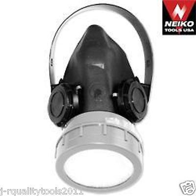 Woodworking Particle Anti Dust Paint Spray Single Filter Respirator Mask