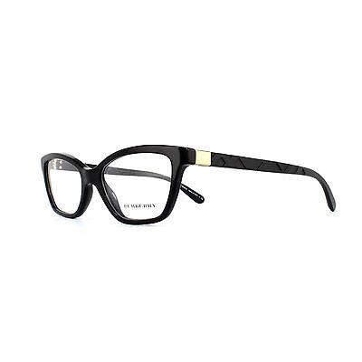 Burberry Glasses Frames 2221 3001 Black Womens 51mm