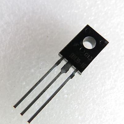 Transistor Bd139 Npn Bipolar 80v 15a 125w To126iso Bd13916stu Npn Tht
