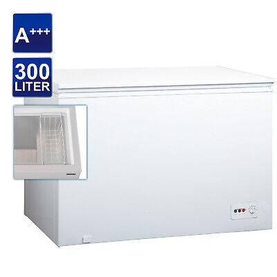 Gefriertruhe A+++ comfee GT 300 A+++ weiß  300L Gefrierschrank