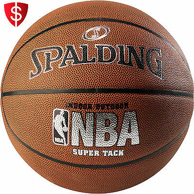 Basketball Ball 29.5 inch Official Size Outdoor Indoor Game NBA Pro Leather