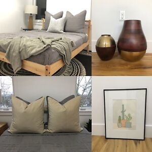 House items new or great condition