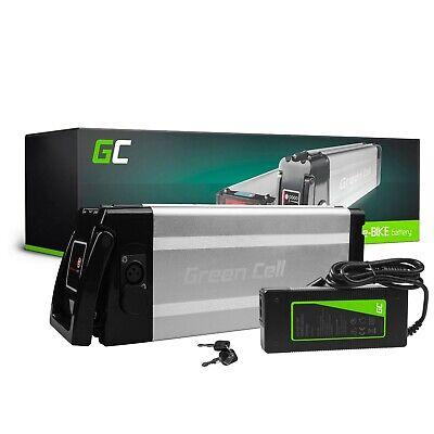Batería Bicicleta Eléctrica 48V 11Ah E-Bike Li-Ion Silverfish + Cargador