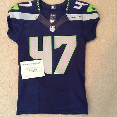 Cheap Game Used Memorabilia Seahawks Game Jersey Trainers4Me