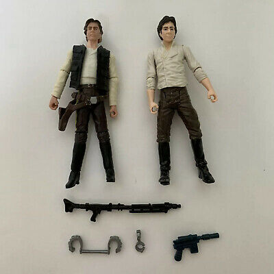 "Star Wars Black Series Han Solo 3.75"" Action Figure Bundle Joblot"