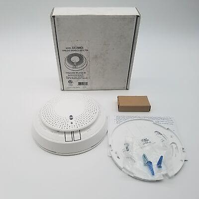New Honeywell Wireless Smoke / CO Detector SIXCOMBOA