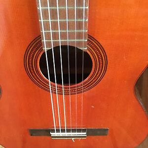 GUITAR CLASSICAL YAMAHA Bracken Ridge Brisbane North East Preview