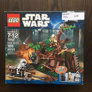 Lego Star wars 7956 complet