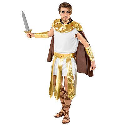 Gladiator Herren Kostüm Legionär Römer Antike Soldat Tunika Karneval Fasching