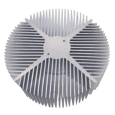 Us Stock 10w Watt Led Aluminium Heatsink Round Diameter 90mm Thickness 30mm