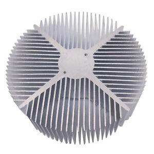 US Stock 10W Watt LED Aluminium Heatsink Round Diameter 90mm Thickness 30mm