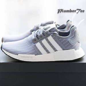 US 9.5 | US 10 | US 11 Brand New Adidas NMD R1 Bedwin Grey White Melbourne CBD Melbourne City Preview