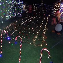 Christmas lights Broadwater Busselton Area Preview