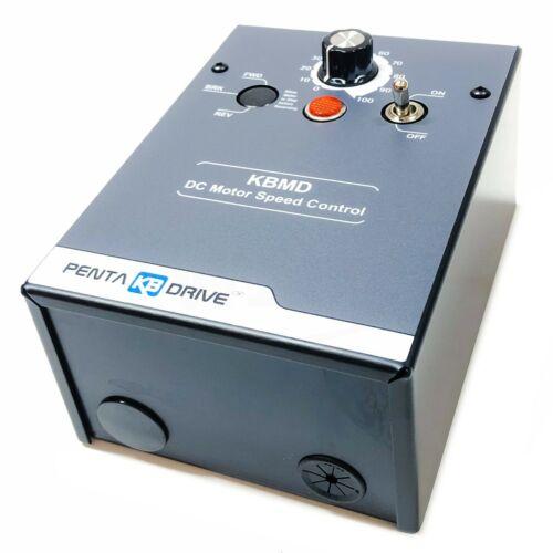 KB Electronics 9370 DC SCR Motor Control, 115/230VAC, KBMD-240D 0.75/1.5HP