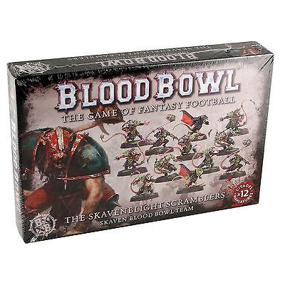 Blood Bowl 12 Mann Team Skavenblight Scramblers (200-11)