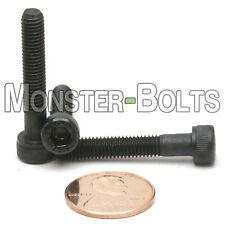 Socket Head Caps Screws 12.9 Alloy Steel Black Oxide DIN 912 PT M5-0.80 x 55mm