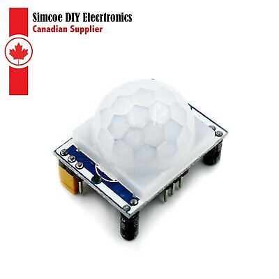 Pyroelectric Infrared Ir Pir Motion Sensor Detector Module Hc-sr501 Arduino 658