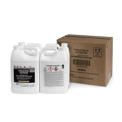 Miller 043810 Low Conductivity Coolant For Tig Case Of 4