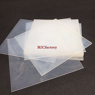 15pcs Dental Lab Splint Thermoforming Material For Vacuum Forming Soft 1.5mm