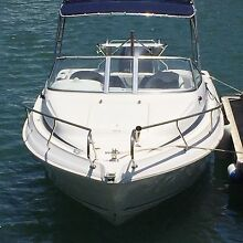 Seafarer Victory Fibreglass Half Cabin with 2014 Yamaha 200HP eng Cleveland Redland Area Preview