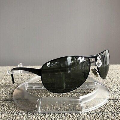 RAY BAN sunglasses Rb 3342 Warrior 006 60-12 Polarized (Rb3342 Polarized)