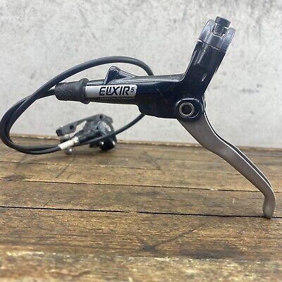 NEU AVID Elixir 5 hydraulisches Scheibenbremsen Set Vorderrad 770mm PM schwarz