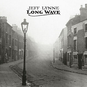 JEFF LYNNE Long Wave UK 140g white vinyl LP NEW/SEALED ELO 1000-copies