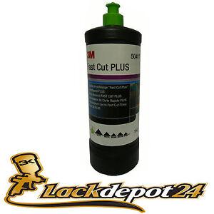 3M 50417 Perfect-it III Schleifpaste PLUS - 1 kg Schleif Politur Polierpaste