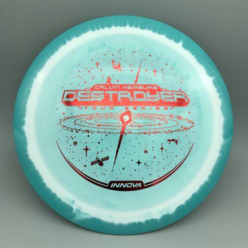 Innova Swirly Calvin Heimburg Halo Star Destroyer 2021 Tour Series **PICK DISC**