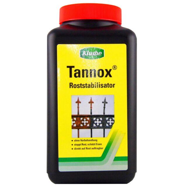 Tannox 1 L Rust converter Rust protector Rostentferner under Car paint FreiHaus