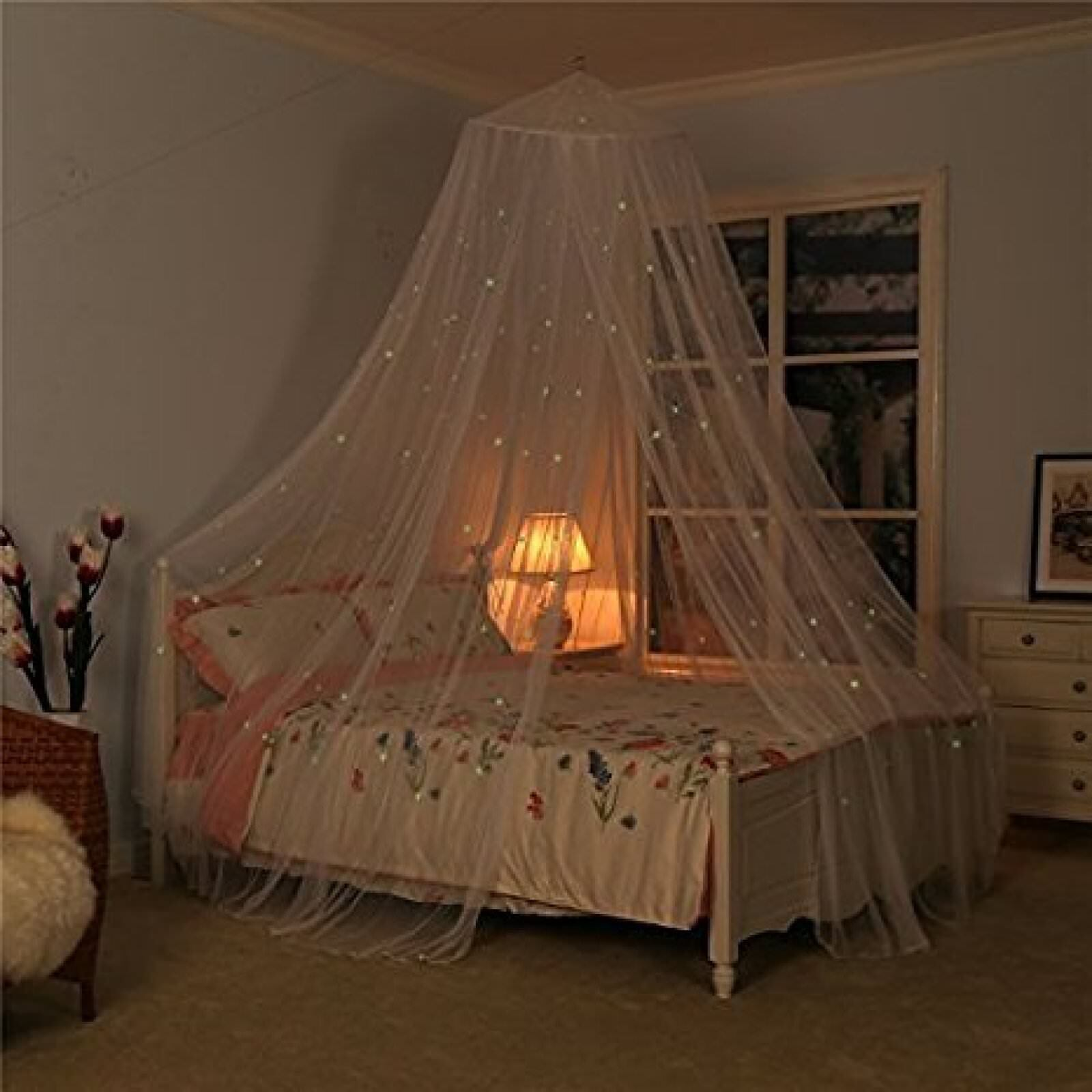 Baby Mosquito Net Kid Crib Cover Galaxy Canopy