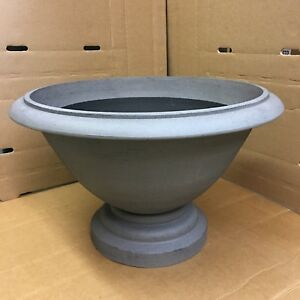 New decorative planters / aged lite urns.