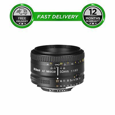 Nikon 2137 50mm f/1.8D Auto Focus Nikkor Lens