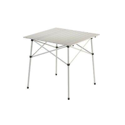 Coleman Camping Table 90x50cm Aluminium Folding Tents Picnic