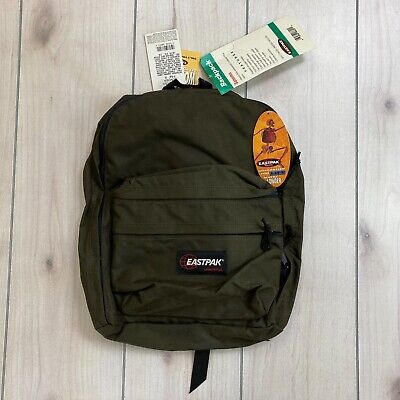 Vintage Eastpak USA Made Backpack Book Bag New with Tags & Small Defect