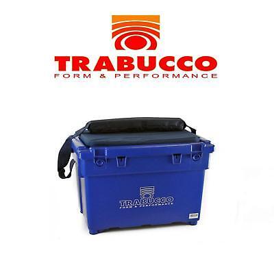 17100000 Cassone Surfcasting Trabucco Seat Box Paniere da spiaggia 54-37-40 RN