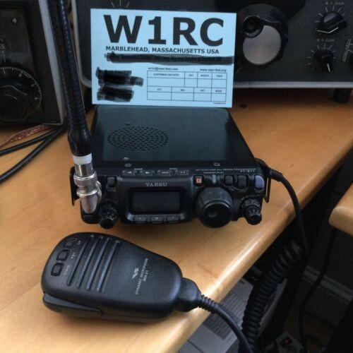 Yaesu FT-817ND, Multi-Band Portable Radio Pristine, 2.8KHz INRAD Filter, Extras.