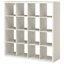 16 cube storage shelves South Penrith Penrith Area Preview