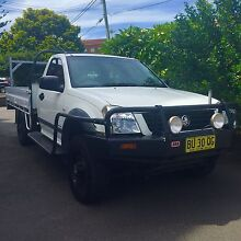 2004 Holden Rodeo Ute (manual). Cronulla Sutherland Area Preview