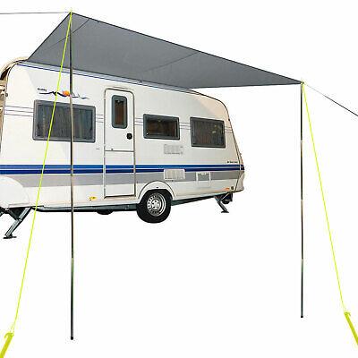 Sonnensegel Vordach Markise für Wohnwagen & Busse (VW T4 T5 T6 Vito) 3,50x2,4 m