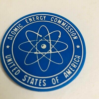 Vintage New York World Fair Nuetron Irradiated Dime Coin Atomic Energy 1964-1965