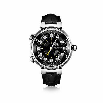 Louis Vuitton Tambour Spin Time GMT 44 Q10C30