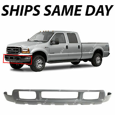 NEW - Front Bumper Lower Valance For 1999-2004 Ford F250 F350 Super Duty Pickup