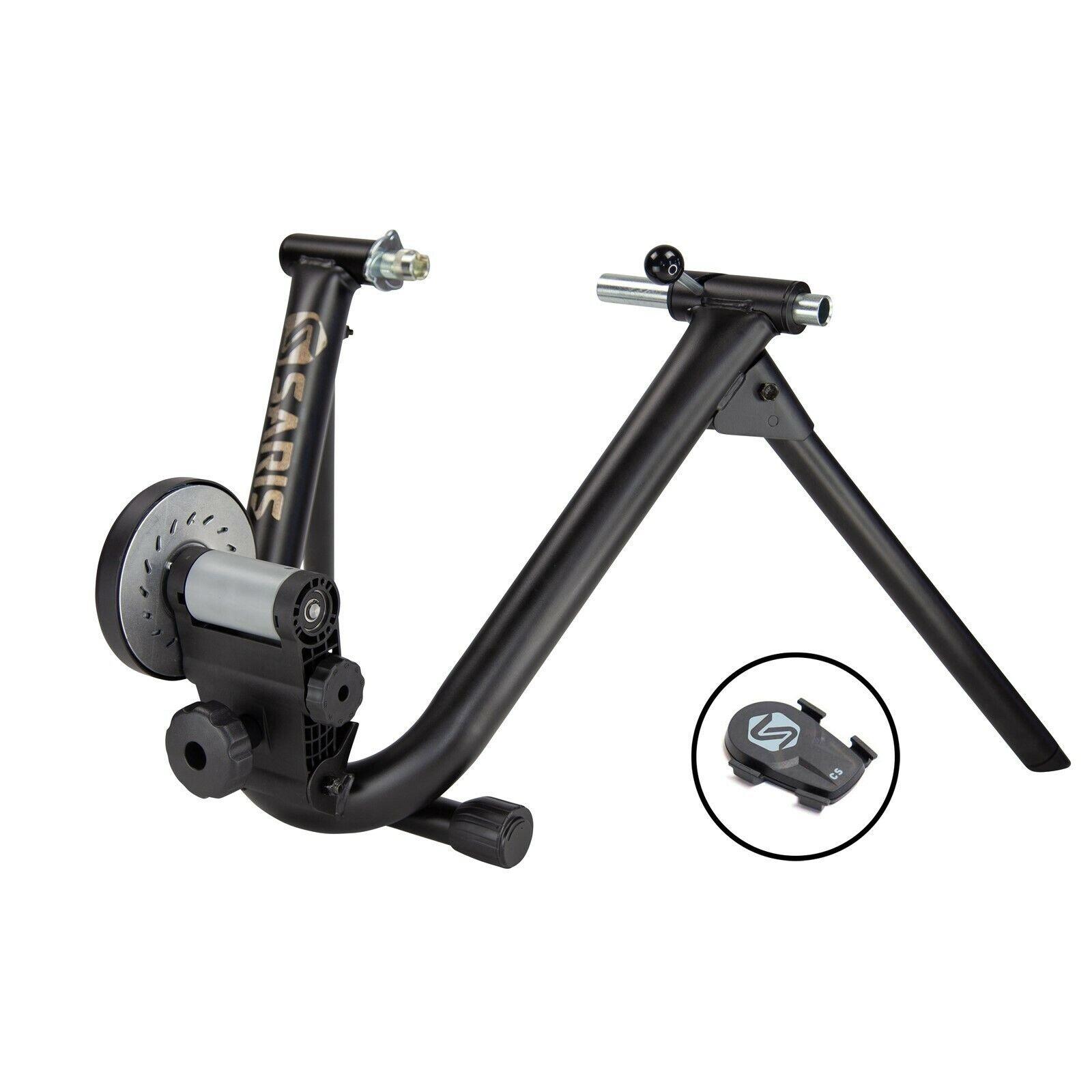 Saris Mag Smart Equipped Rear Bike Wheel Mounted Bicycle Tra