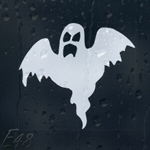 Happy-Halloween-Funny-Ghost-Car-Or-Wall-Decal-Vinyl-Sticker-For-Window-Bumper