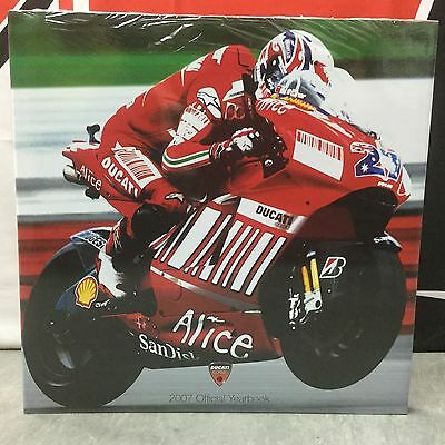 Ducati Corse 2007 Year Book NEW MotoGP, Casey Stoner Champion + World Superbike