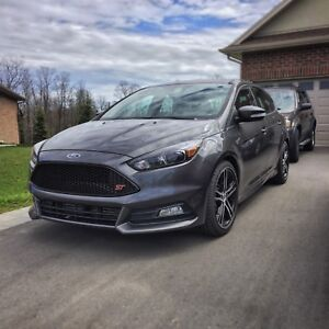 Focus ST Lease Takeover
