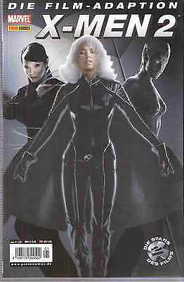 Comic - Marvel - X - Men 2 - Offizielle Film-Adaption - deutsch